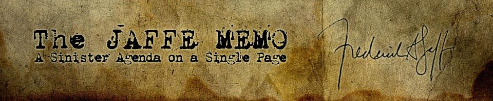 jaffe-memo-header